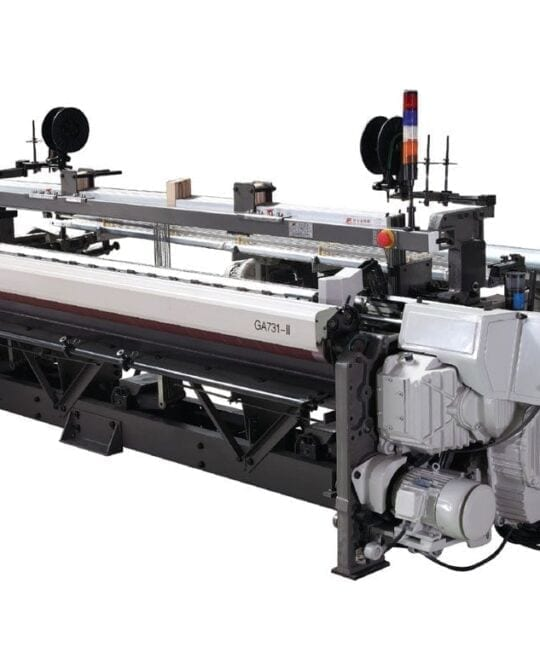 reconditioned high speed rapier loom