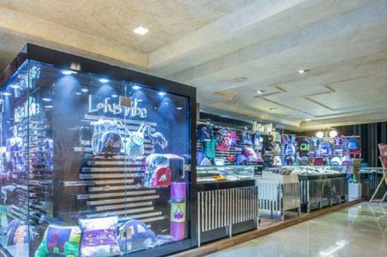 UB City Lotus Vibe Shop