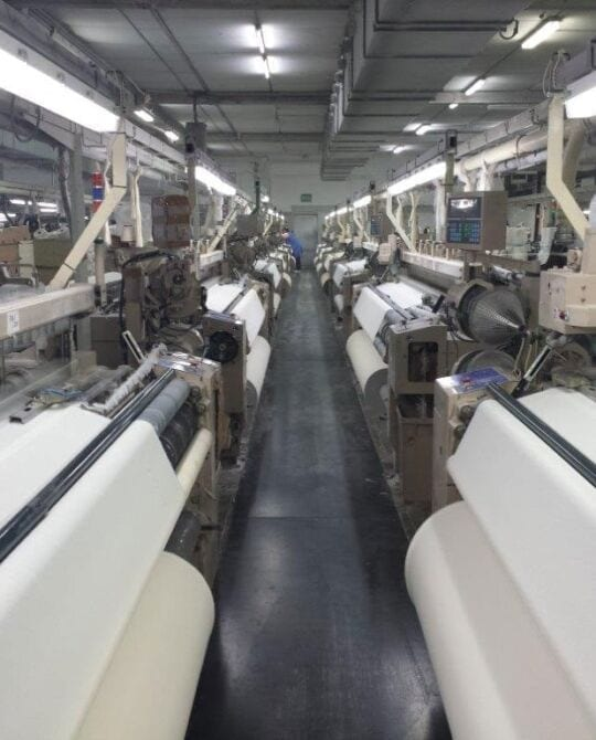 Chinese Reconditioned airjet loom