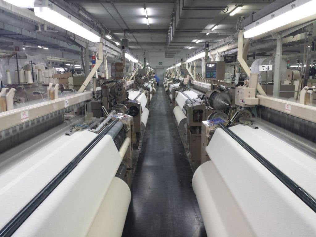 Reconditioned Air Jet Looms, Chinese Airjet looms, refurbished Airjet loom